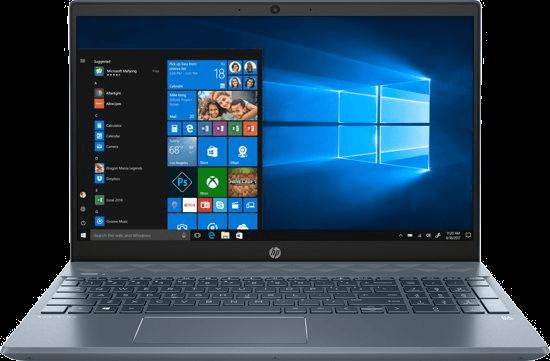 HP Pavilion 15-cs3718nd - Laptop - 15.6 Inch laptop voor ouderen