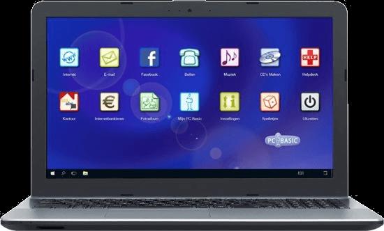 senioren laptop pc basic
