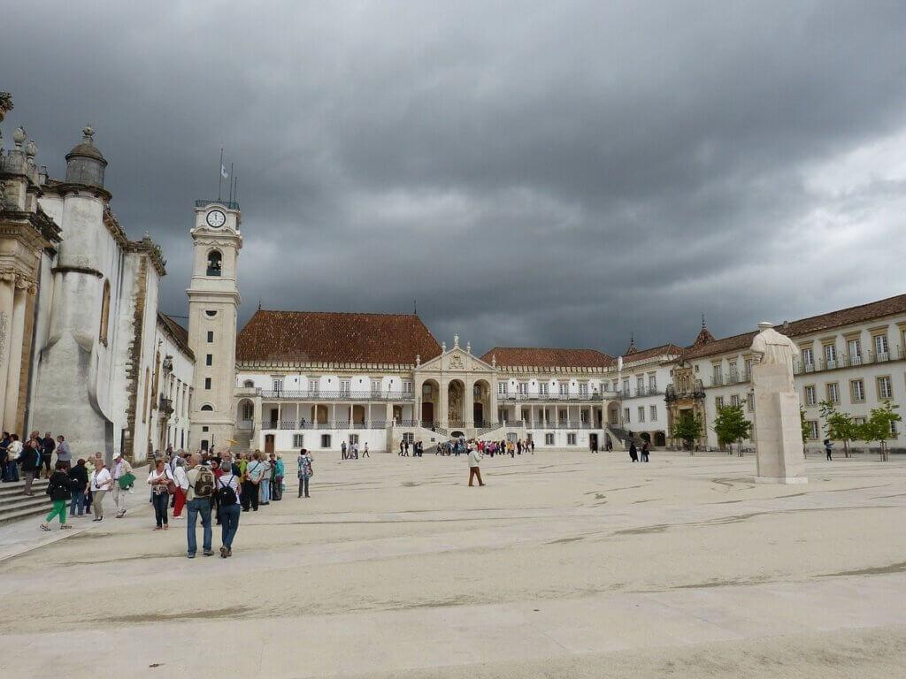 universiteitsstad Coimbra