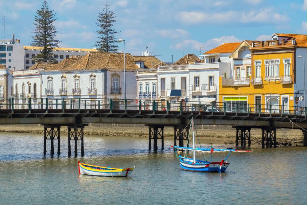 Vissersdorpje Tavira Portugal