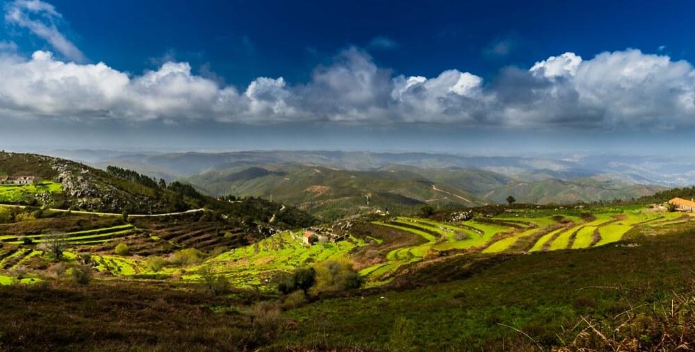 bergen van Monchique