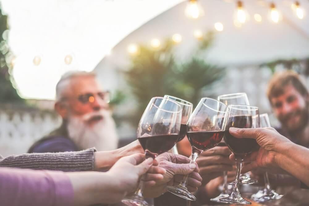 Positieve effecten van wijn