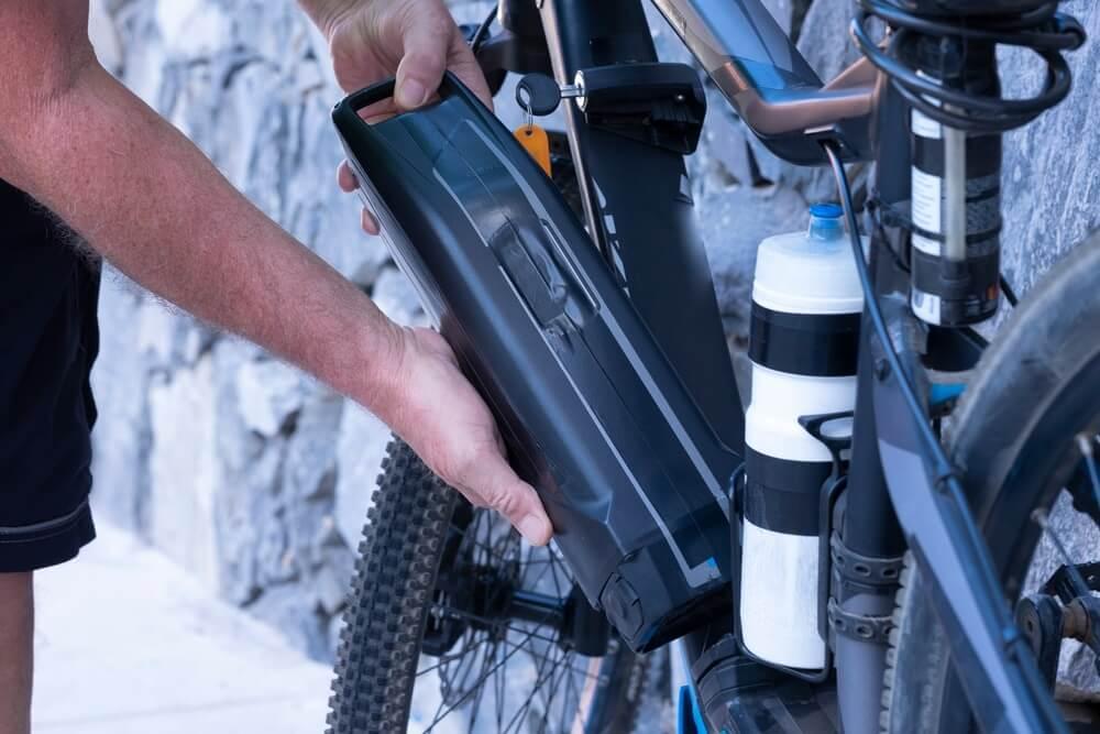 E-bike accu reviseren