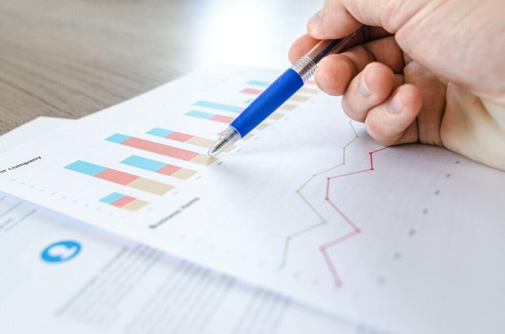Maak gebruik van Excel voor het presenteren van grafieken